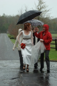 Irish Wedding Day