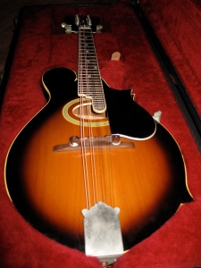 the mandolin used in afternoon delight