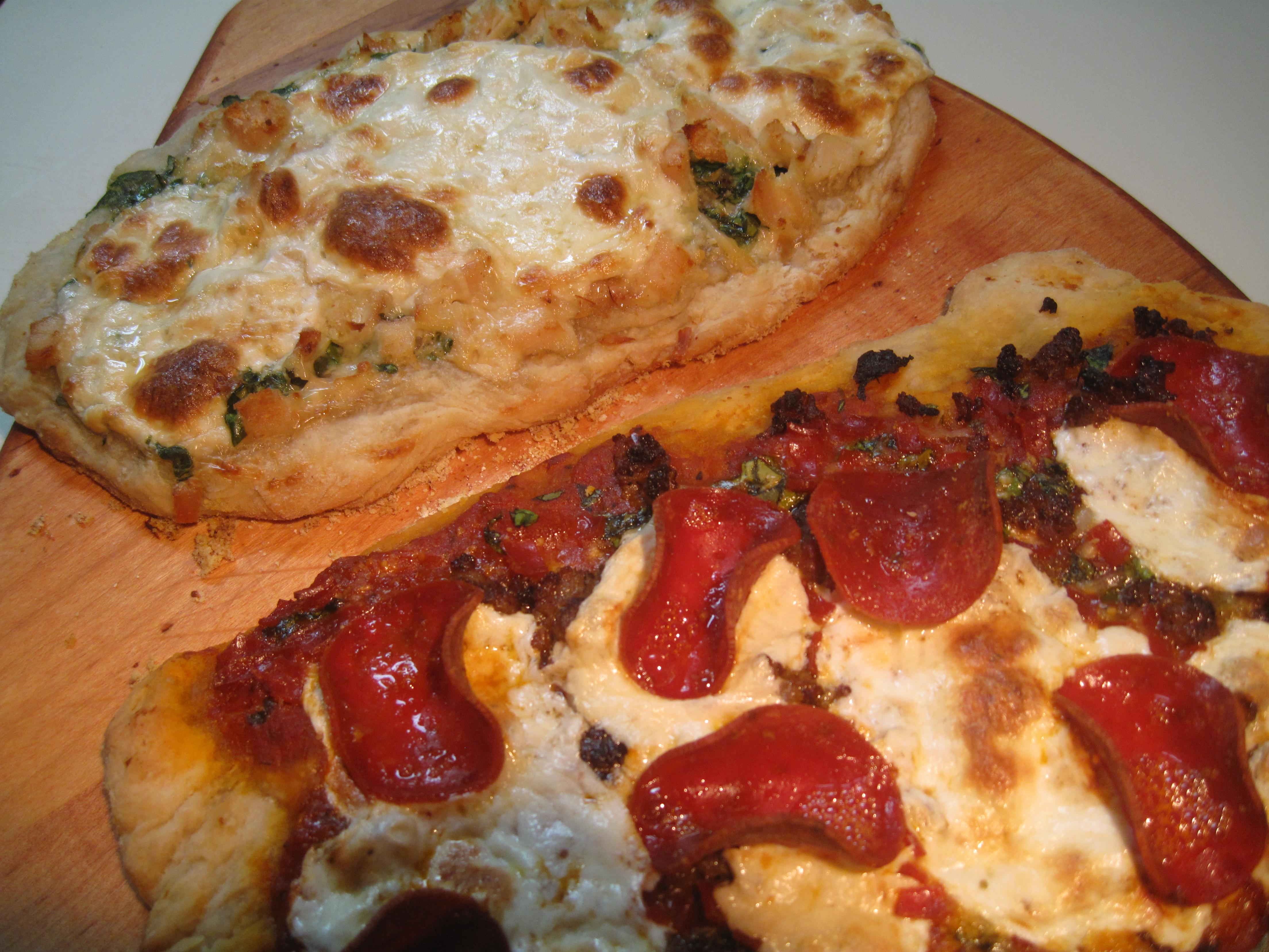 Peter Reinhart's Napoletana Pizza Dough | Lea & Jay