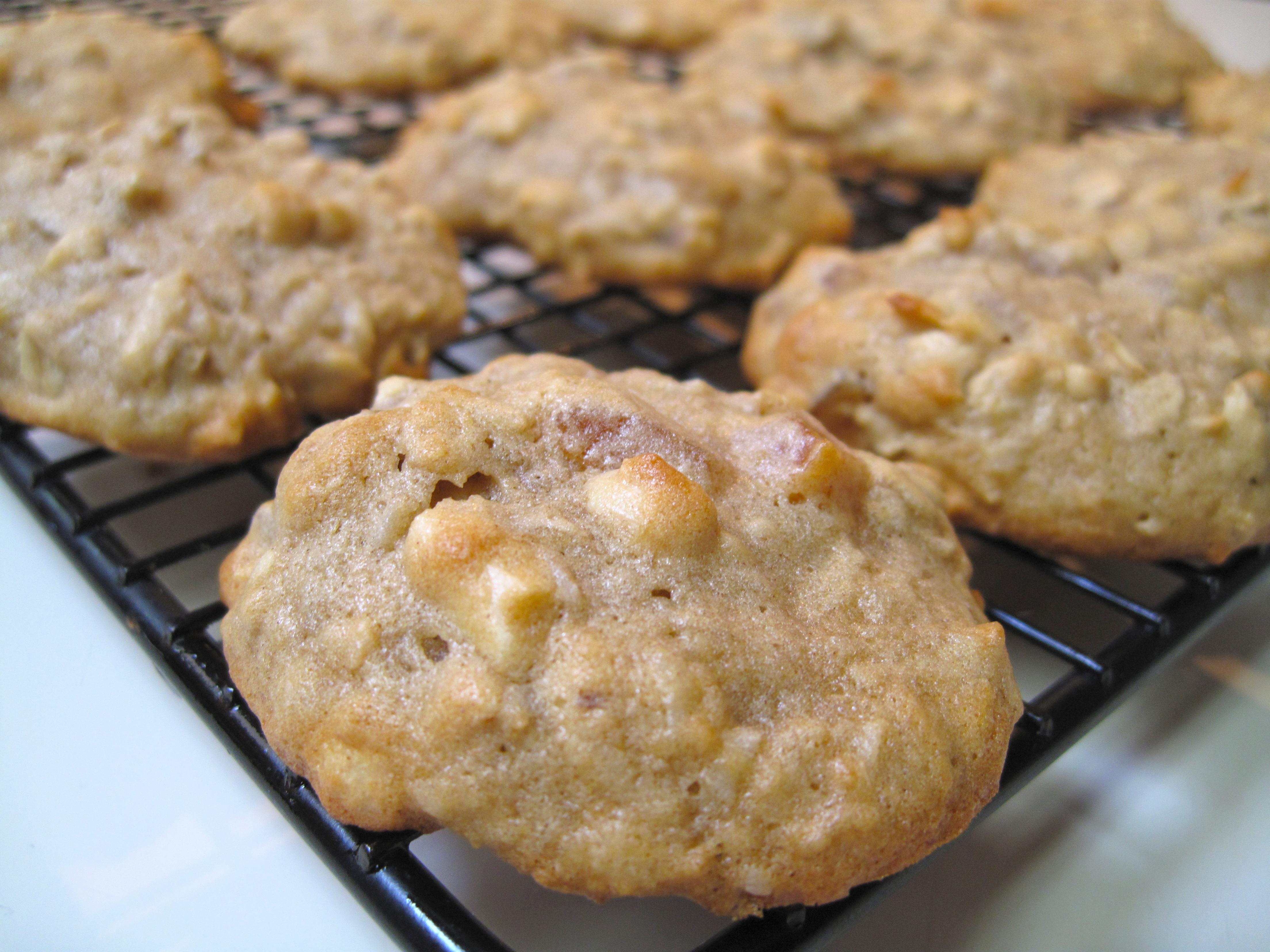 banana cookies | Lea & Jay