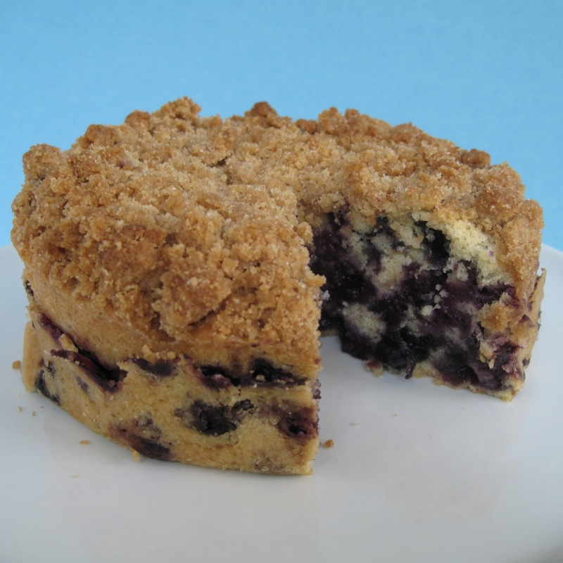 Buckles & Crisps & Crumbles…Oh My! Blueberry Buckle | Lea ...