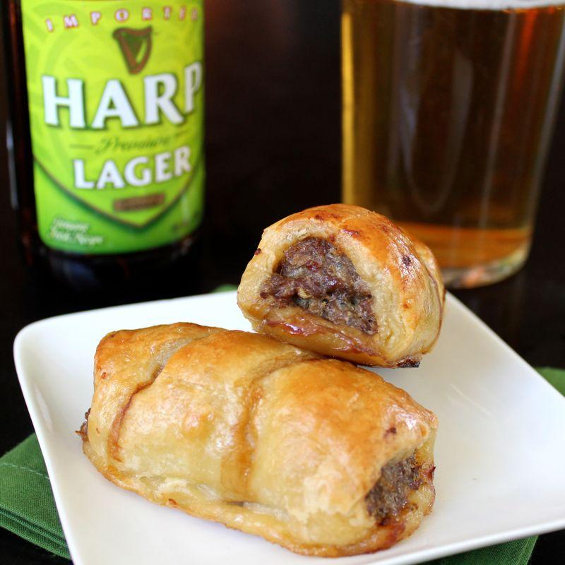 Sausage Rolls   Lea & Jay
