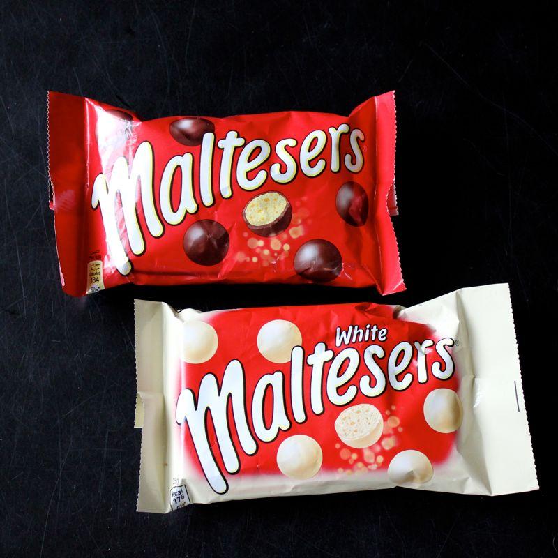 Malteser Cake White And Milk Chocolate