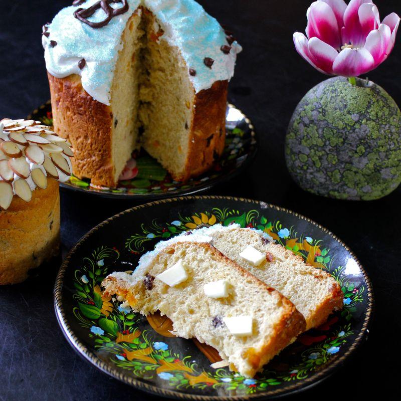 Kulich – Russian Easter Bread | Lea & Jay