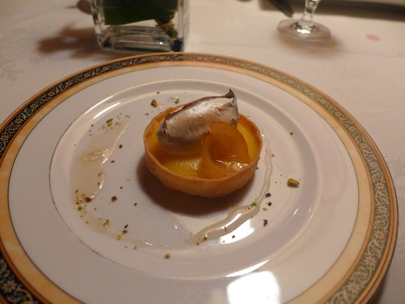 Desserts: Lemon Curd Tart