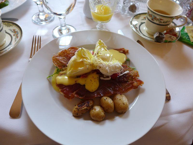A stellar breakfast!