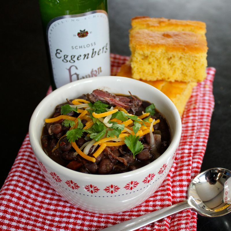 black bean soup slow cooker spicy black bean spicy black bean soup in ...