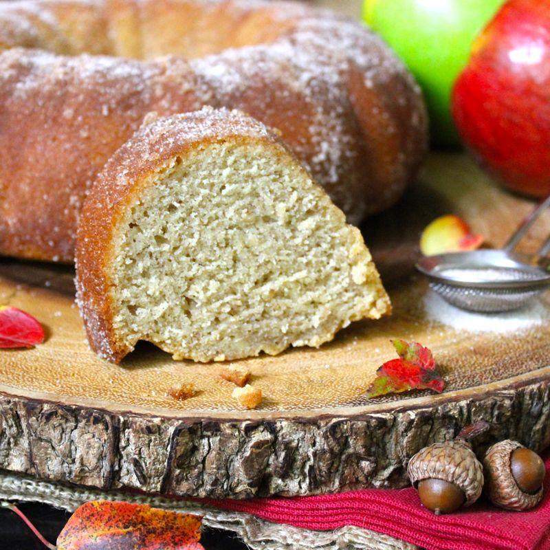 Cake recipe apple cider vinegar