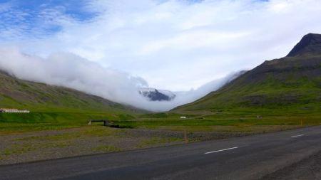 Crazy Icelandic fog!