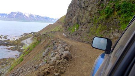 Skinny trail!