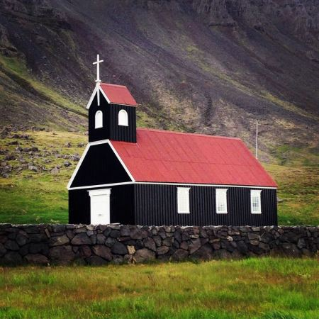 Westfjords Church